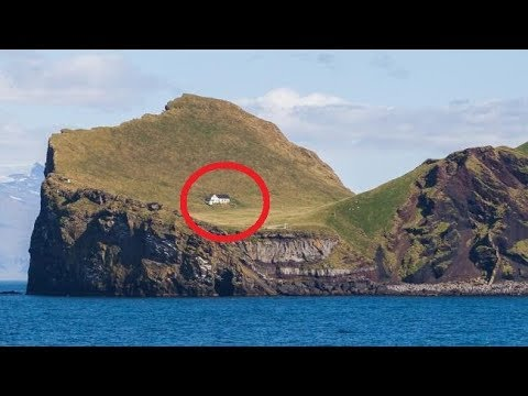 Most Extreme And Isolated Home In The World