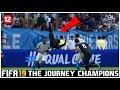 FIFA 19 Indonesia The Journey Champions  Gol Perdana Alex Hunter Di Liga Champions UEFA  12