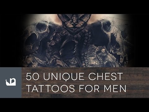 50 Unique Chest Tattoos For Men