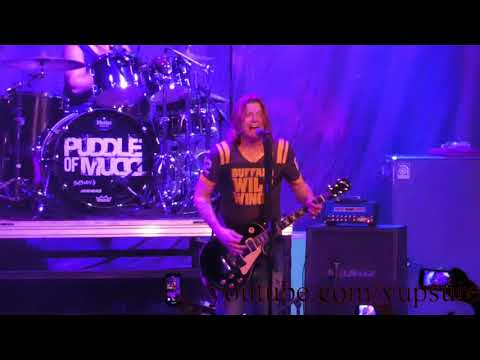 Puddle of Mudd - Drift & Die - Live HD (Sherman Theater 2019)