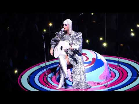 Thinking of You, Katy Perry -- Witness World Tour (TD Garden - Boston, MA)