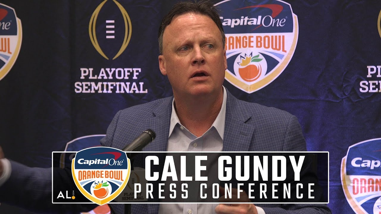Oklahoma offensive coordinator Cale Gundy on preparing for ...