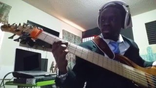 Tasha Cobbs - You Still Love Me [Bass Cover]