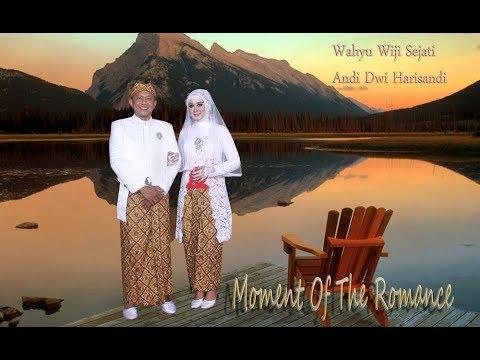 Pernikahan WAHYU WIJI SEJATI Dan ANDY DWI HARISANDI     # Putatan Kedawung Sragen