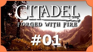 Citadel: Forged with Fire #01 [Lets Play Multiplayer | Deutsch] - Zauberlehrling