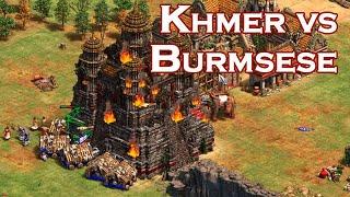 1v1 Arabia   Khmer vs Burmese   vs Zuppi
