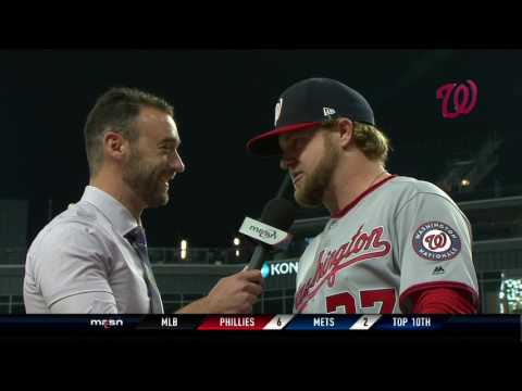 Shawn Kelley discusses the crazy ending to the Nats-Braves game