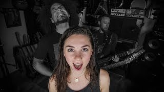 Toto - Africa (metal cover by Leo Moracchioli feat. Rabea & Hannah) Video