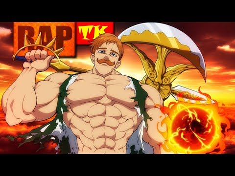 Rap do Escanor // Extermínio Solar // TK RAPS