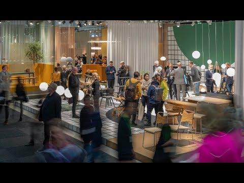 2019 Stockholm Furniture Fair [ Manufactures ] 40分