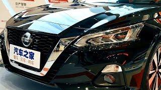 到店实拍 2019款日产天籁Nissan Altima 2.0L XL Upper智行版