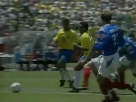 Brazil World Cup 1994 All Goals!