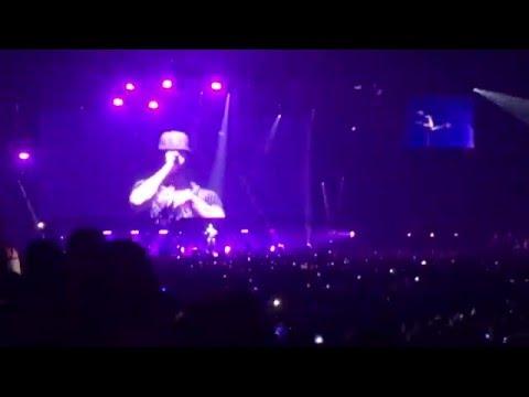 Booba - Billets Violets - Live Paris Bercy (05.12.15)