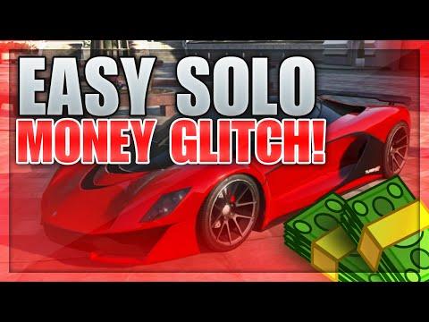 GTA 5 Money Method: Solo Money Method (Earn FAST Money) - ???