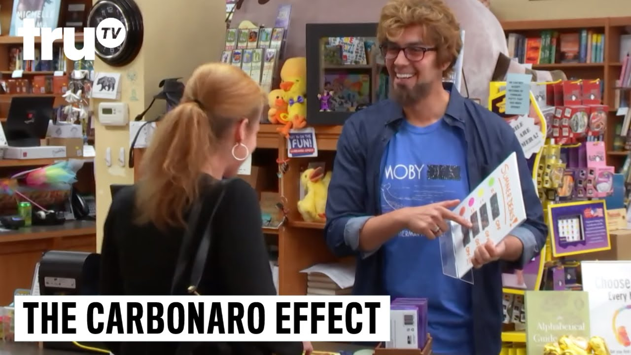 Download The Carbonaro Effect - Redactor Goes Haywire (Extended Reveal) | truTV