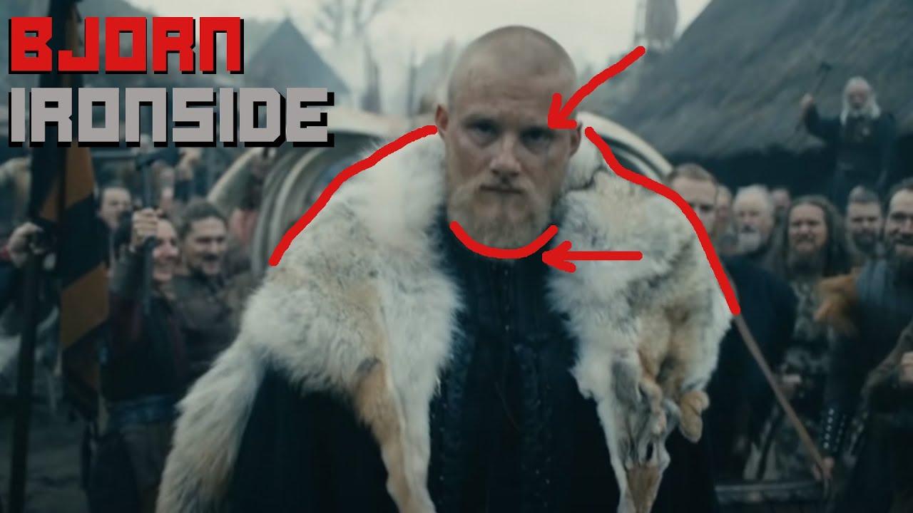 Download Bjorn Ironside Body Language Analysis from Vikings