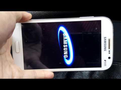 hard reset  Samsung Galaxy Grand  GT-I9082L ซัมซุง แกรนด์ 1   ลืมรหัสผ่าน เครื่องค้าง By ATC Videos