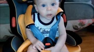 Клип для сына на первый день рождения)))..... (Андрюх@ - РЕПколыбельная)
