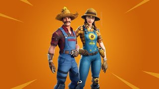 FORTNITE PULLS OUT MY SKIN SKIN DE CAMPESINO ? PATAN DANS LE MAGASIN QUOTIDIEN