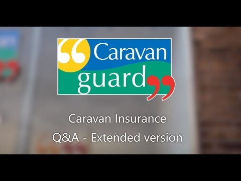 Caravan insurance - your questions answered