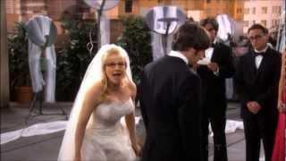 The Big Bang Theory - Howard and Bernadette