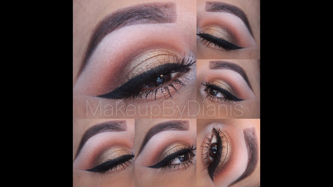 My Thanksgiving Eye Makeup Look