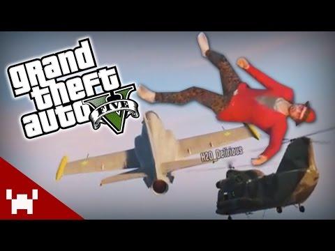 OPERATION: RESCUE! (GTA V Online)