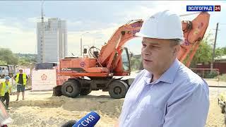 В Волгограде модернизируют тепловые сети