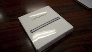 Apple SuperDrive - Unboxing/Review!