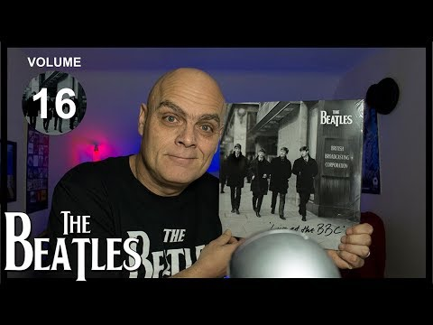 """The Beatles Vinyl Collection """"Live at the BBC Vol 1"""" Vinyl 1st Play"""