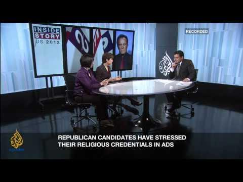 Inside Story US 2012 - Theocracy versus democracy