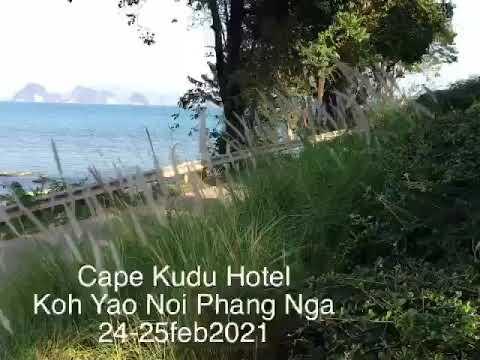 Cape Kudu Koh yao Noi Phang Nga  Feb2021
