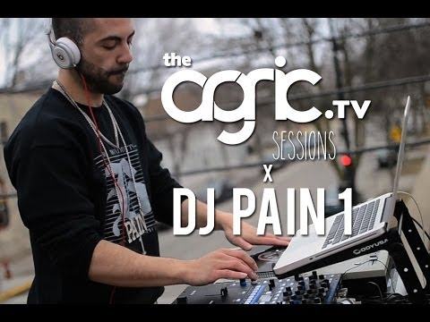 The Organic Sessions | DJ Pain 1