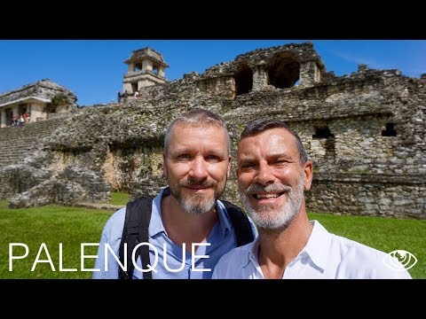 Palenque / Mexico Travel Vlog #135 / The Way We Saw It
