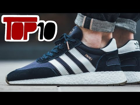 Top 10 Adidas Shoes Of 2017 That