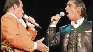 Alejandro y Vicente Fernandez - Aca entre nos
