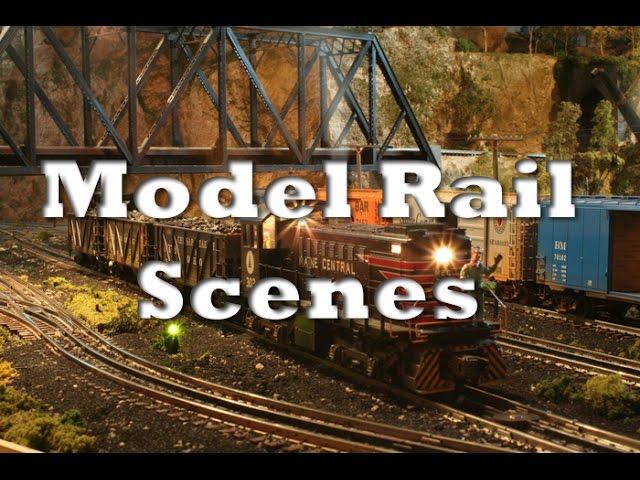 Model Rail Scenes