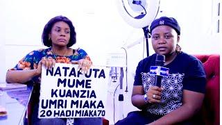 DADA ANAE TAFUTA MUME MAKUBWA YAMKUTA/KUPIGWA NA MUME WA ZAMANI