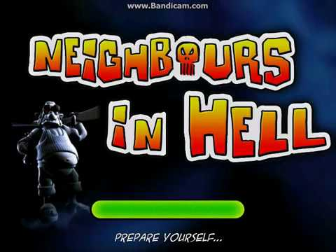 Neighbours in Hell Hardcore Cannibal's Picnic Walkthrough 100% thumbnail