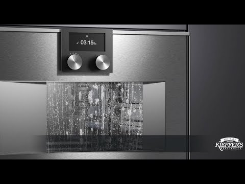 Gaggenau Self-Cleaning Combi-Steam Oven