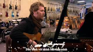 [Vietsub+Kara] Falling Slowly ( Once OST)- Glen Hansard & Markéta Irglová
