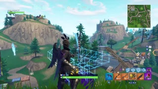 FORTNITE BR : playground with (REBL GHOST)