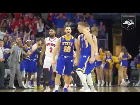 Men's Basketball vs South Dakota Highlights (03.06.2017)