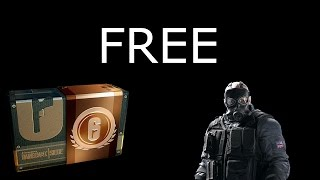 NOT CLICK BAIT FREE R6 CREDITS