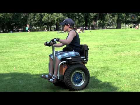 segway wheelchair addseat by addmovement doovi