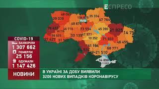 Коронавірус в Украі ні статистика за 22 лютого