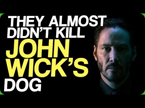 They Almost Didn't Kill John Wick's Dog (The Ultimate Revenge Team)