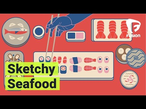 Counterfeit Seafood Is Way More Common Than You Think | Project Earth