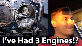homepage tile video photo for The Reason Why I've Replaced my Engine 3 Times (2006 Subaru 'Hawkeye' WRX STi)