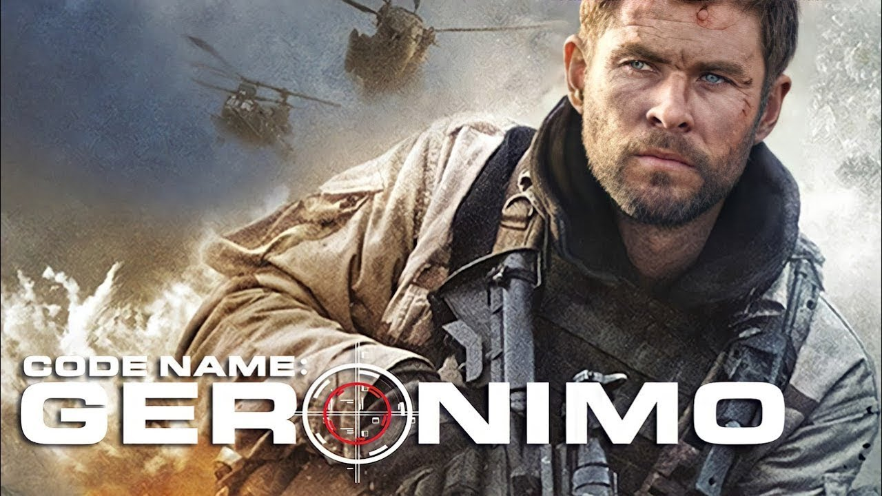 Download New Action Movies 2021 - CODE NAME GERINIMO - Latest Action Movies Full Movie English 2020